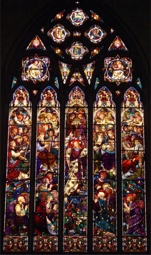 Mary's Window Low